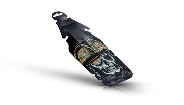 rie:sel design Fender Schmutzfink - Mudcatcher rear - pirate boy
