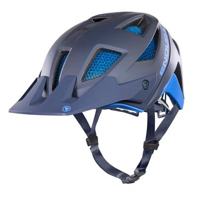 Endura MT500 Helm marineblau