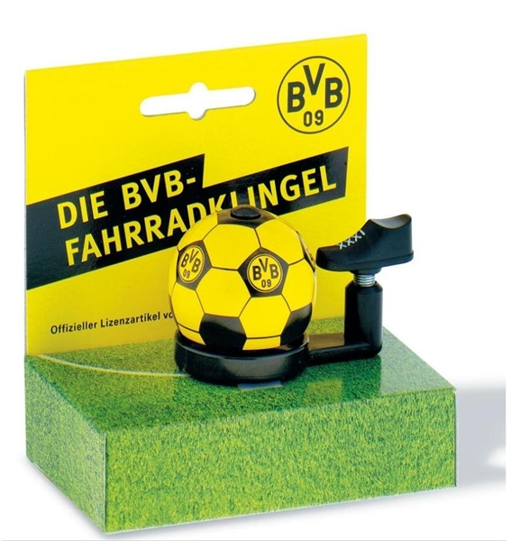 BVB bicycle bell Borussia Dortmund