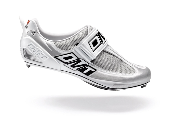 DMT Dmt Tri Triathlon shoe white / silver