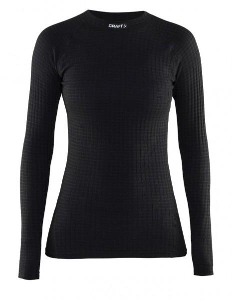 Craft Women Warm Wool Crewneck black