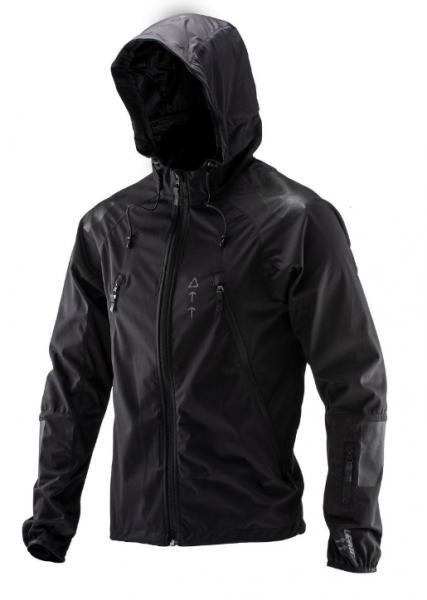 Leatt DBX 4.0 All Mountain Jacket schwarz