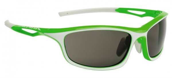 Alpina Sorcery C+ Brille green-white matt