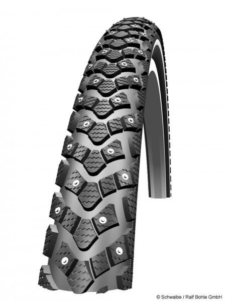 Schwalbe Marathon Winter with 200 Spikes 26x1.75