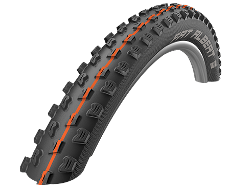 Schwalbe Fat Albert Front Addix 29x2.35 - Snakeskin - Soft (11600850.01)