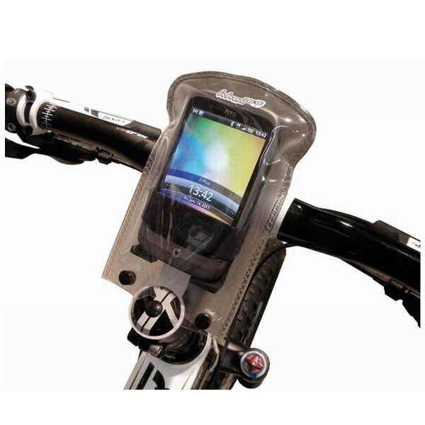 Khaloo waterproof case for multi-electronic device stand