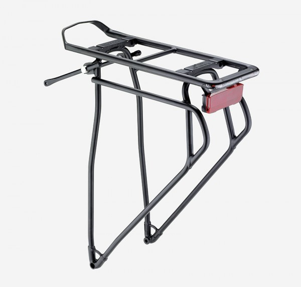 "Racktime luggage rack I-Valo Tour Deluxe 26 ""+ 28"" black Dynamo version"
