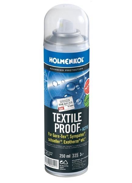 Holmenkol Textile Proof Imprägnierung 250ml