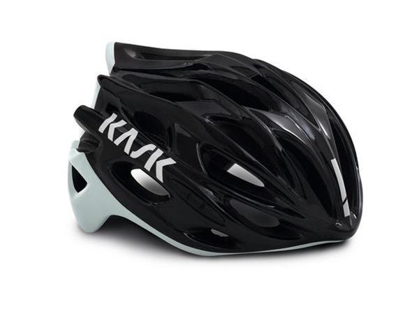 Kask Helm Mojito X schwarz/weiß