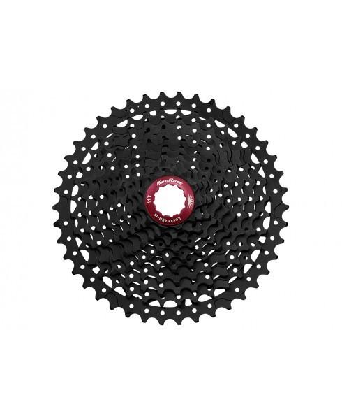 Sunrace Kassette CSMX3 10-fach 11-46 schwarz