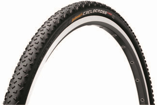 Continental Cyclocross Race 35-622 schwarz, foldable (0100251)