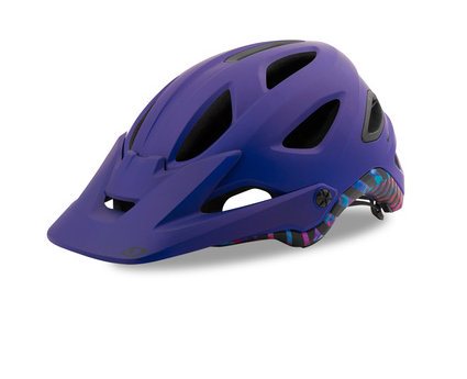 Giro Montara Mips Damen Helm matte purple