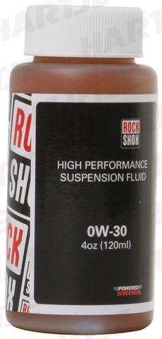 Rock Shox High Performance Federgabel Öl 0-W30 120ml