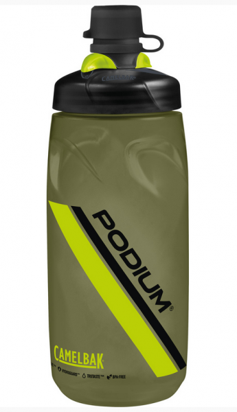 Camelbak Trinkflasche Podium Dirt 620ml Olive