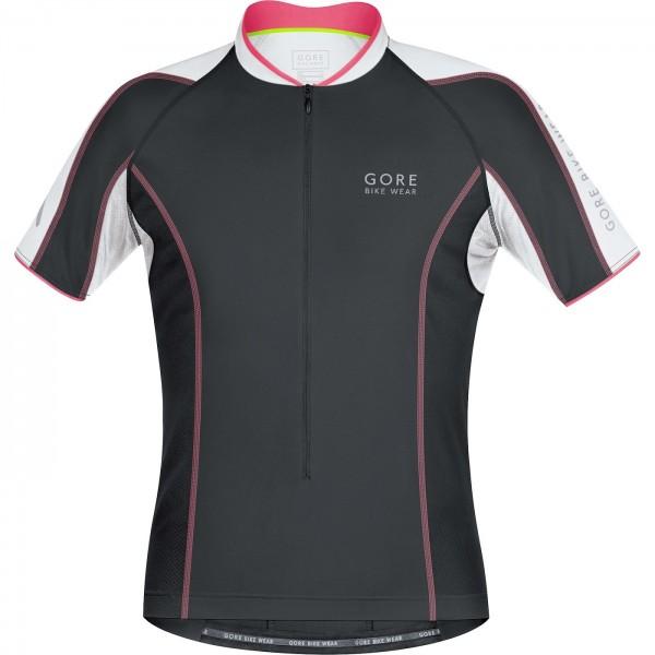 Gore Bike Wear Power Phantom 2.0 Jersey black/giro pink %