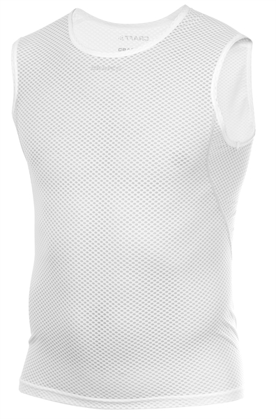 Craft Cool Superlight Sleeveless weiß