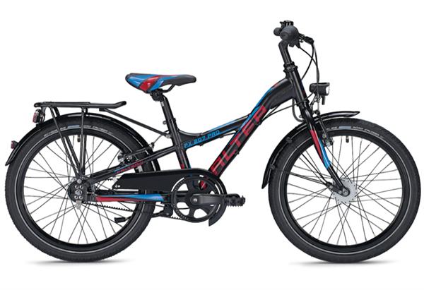 Falter FX 207 Pro 20 Zoll Y-Lite schwarz/rot Kinderrad %