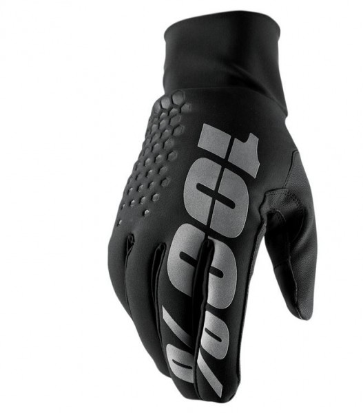 100% Hydromatic Brisker Handschuh black