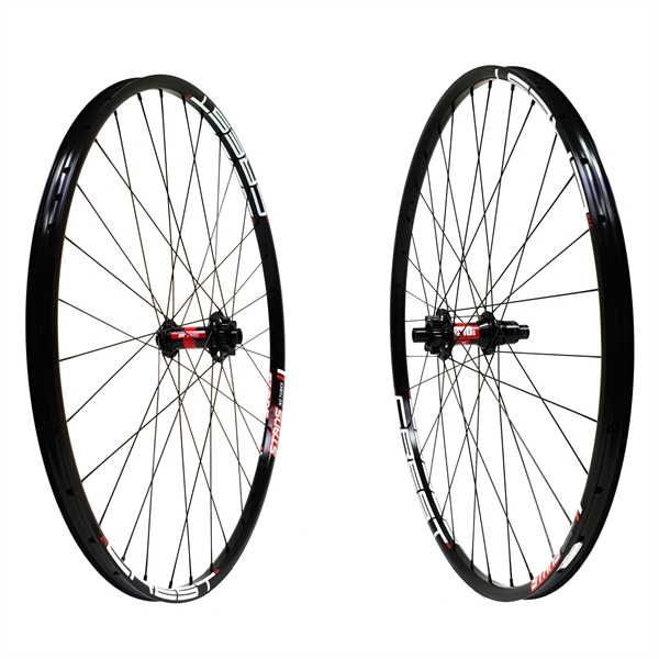DT Swiss 240s Disc IS NoTubes ZTR Crest MK3 Comp Race Wheelset 27,5 650b 1430g