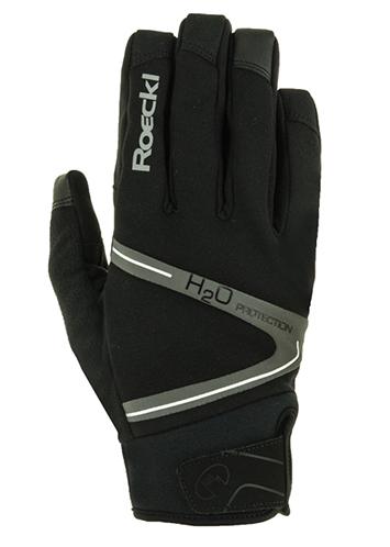 Roeckl Rhone Waterproof Handschuhe schwarz