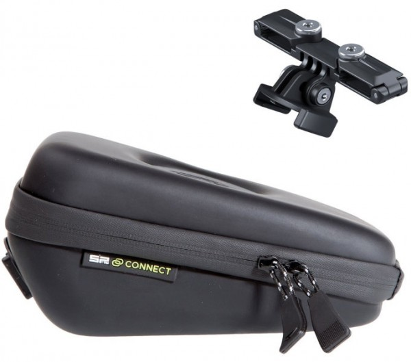 SP Connect Saddle Case Set inkl. Cateye-Adapter