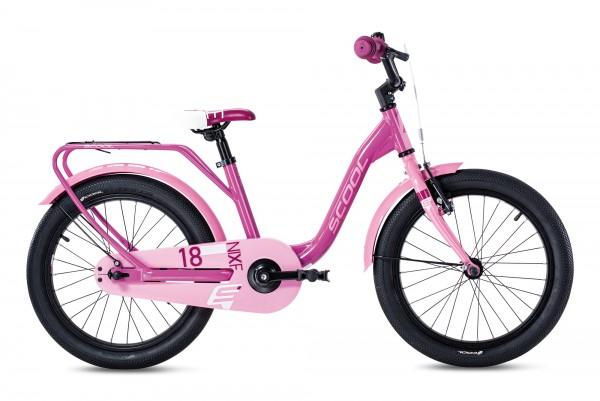 S´COOL niXe 18 Aluminium 1-Gang purple pink/lightpink