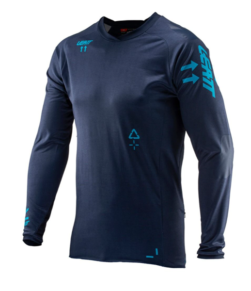 Leatt DBX 5.0 Jersey All Mountain ink