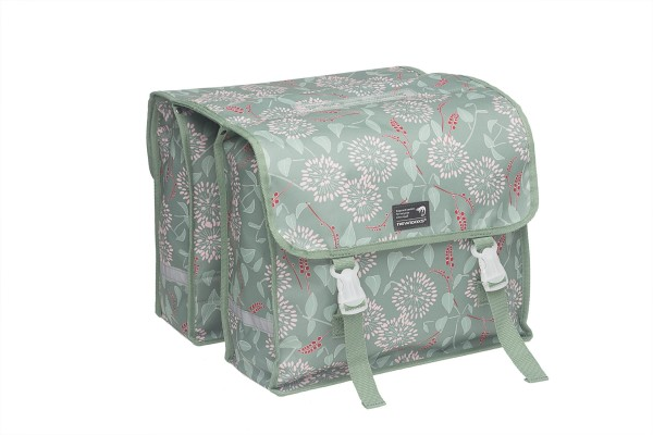 New Looxs Fiori Double Zarah Double Bag Green