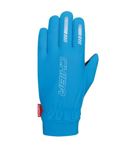 Chiba Thermofleece Touch Glove turquoise %