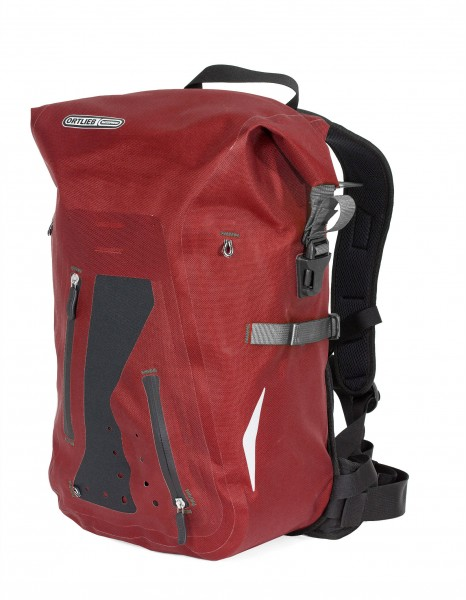 Ortlieb Packman Pro Two backpack dark chili 25L