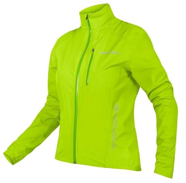 Endura WMS Hummvee Lite Jacket Damen neon-gelb