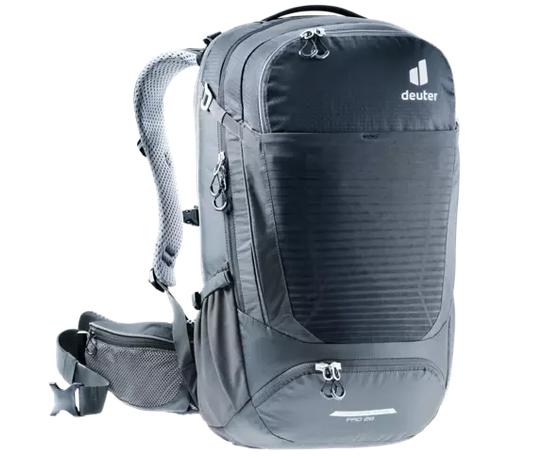 Deuter Trans Alpine Pro 28 black-graphite
