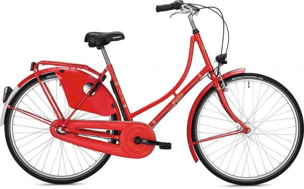 """Falter Classic Bike H 1.0 Classic S (45) 26"""" glänzend, rot"""
