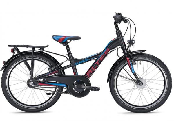 Falter FX 203 ND 20 inch Y-Lite black/red Kids Bike