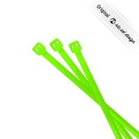 rie:sel design Kabelbinder - cabletie neon green