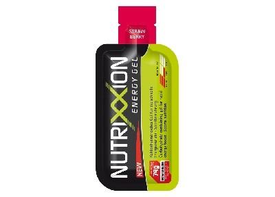 Nutrixxion Energy Gel Strawberry