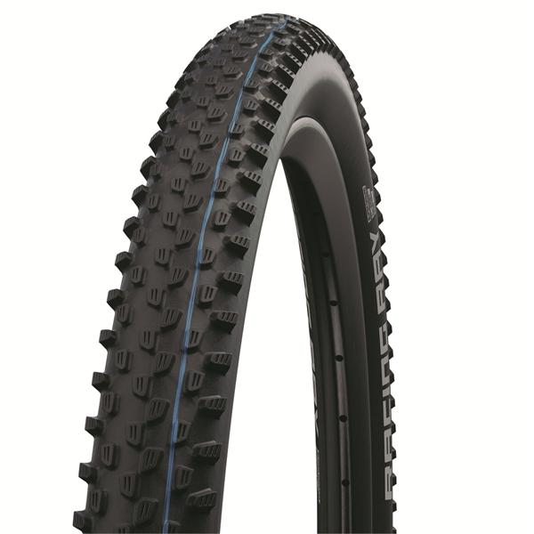 "Schwalbe Racing Ray HS489 Fold 27.5x2.25"" Snake Skin Evo TLE Addix speed grip"