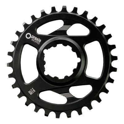 Praxis Works Wave Direct Mount Chain Ring 30TSram Type