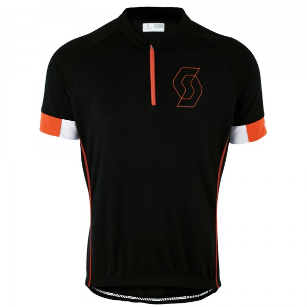 SCOTT Shirt Endurance 40 s/sl schwarz/orange