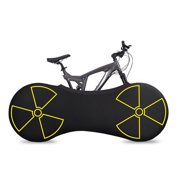 VELOSOCK Indoor Bicycle Garage Radioactive