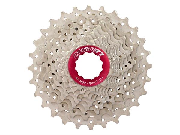 Sunrace Kassette CSRX0 10-Fach Rennrad Silber