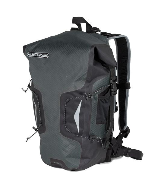 Ortlieb Airflex backpack slate-black 11L