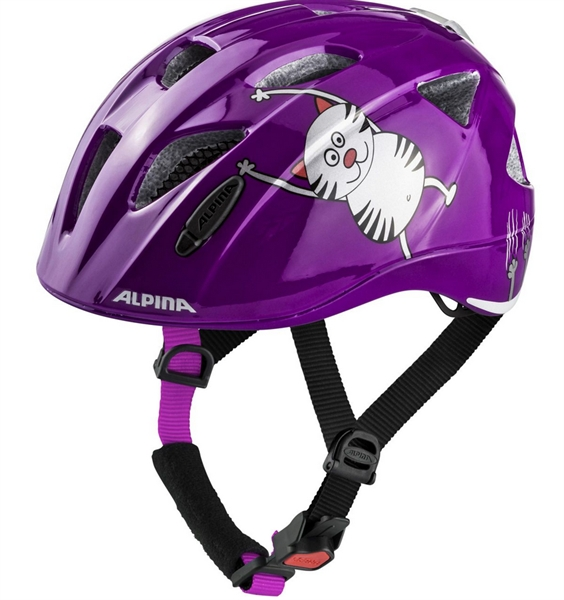 Alpina Ximo Flash purple cat