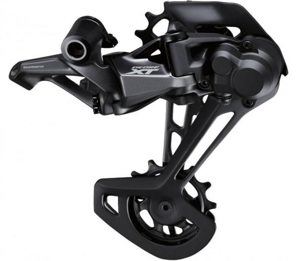 Deore XT M8120 SGS Rear Derailleur 12 speed, long, black
