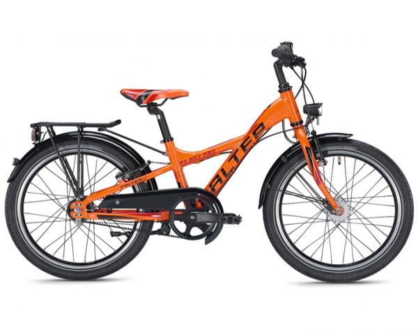 Falter FX 207 Pro 20 inch Y-Lite orange/black Kids Bike