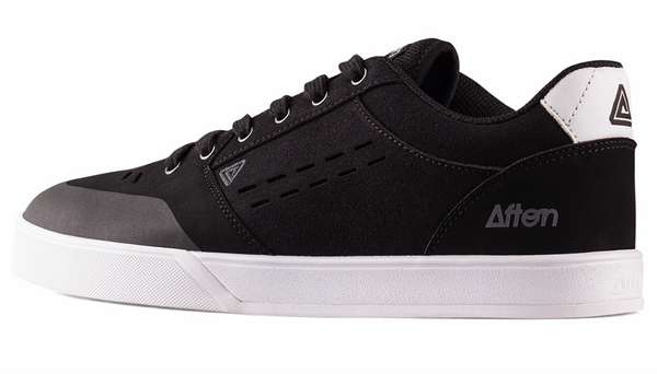 Afton Keegan Flatpedal Shoe Black/ Grey