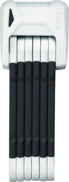 Abus +Series folding lock 6505 Bordo white 85cm