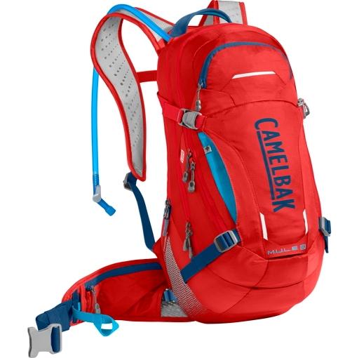 Camelbak M.U.L.E. LR 15 racing red/pitch blue