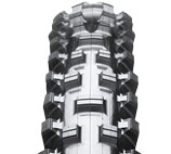 Maxxis Shorty DH 27.5 x 2.40 Supertacky 42a