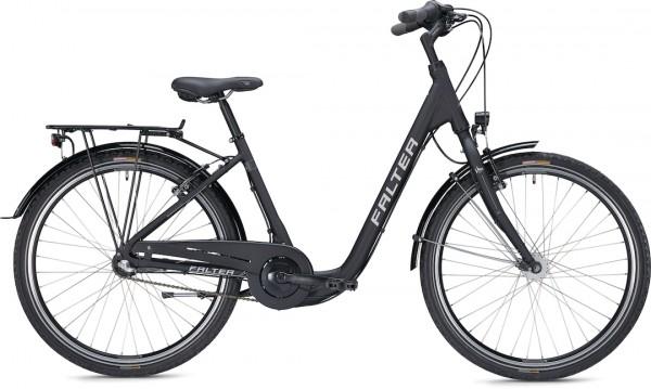 "Falter City / Urbanbike C 2.0 26 ""matt, black"